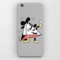 PYRA _ MICKEY iPhone & iPod Skin