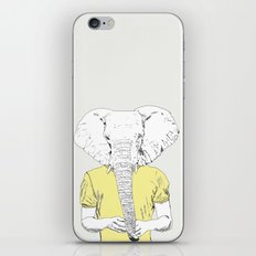 Wild Nothing II iPhone & iPod Skin