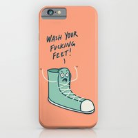iPhone & iPod Case featuring Soured Sole by Phil Jones