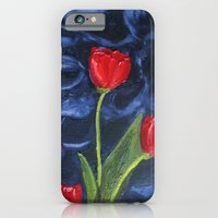 Tulips are red... iPhone 6 Slim Case