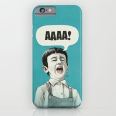 AAAA! (Blue) Slim Case iPhone 6s