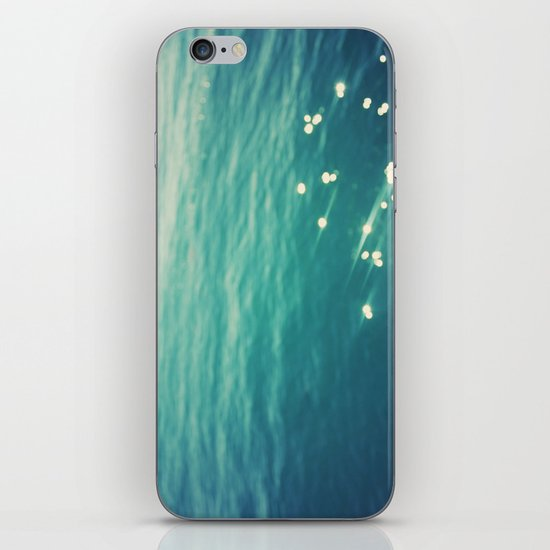 Sparkling Waters iPhone & iPod Skin