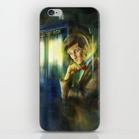 The 11th Hour iPhone & iPod Skin