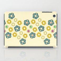 hippie butterfly iPad Case