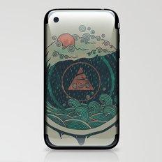 Water iPhone & iPod Skin
