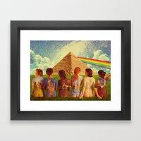 Floyd Framed Art Print