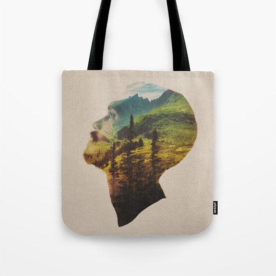 Out Of Mind Tote Bag