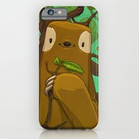 Sally The Sloth iPhone 6 Slim Case