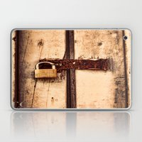 The Lock Laptop & iPad Skin
