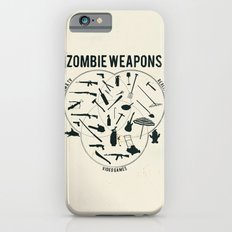 Zombie weapons Slim Case iPhone 6s