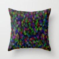 Wild Pattern 99 Throw Pillow