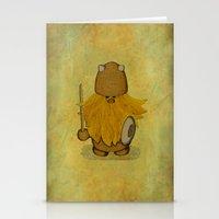 Hirsute Viking Homunculu… Stationery Cards
