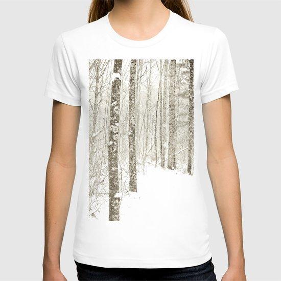 Wintry Mix T-shirt