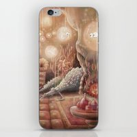 The Witch's Lair iPhone & iPod Skin