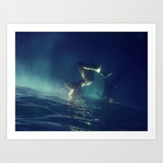 Our Own Nothingness Art Print