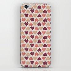 3Hearts iPhone & iPod Skin