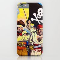 Treasure Island iPhone 6 Slim Case