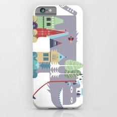 walking beast iPhone 6 Slim Case