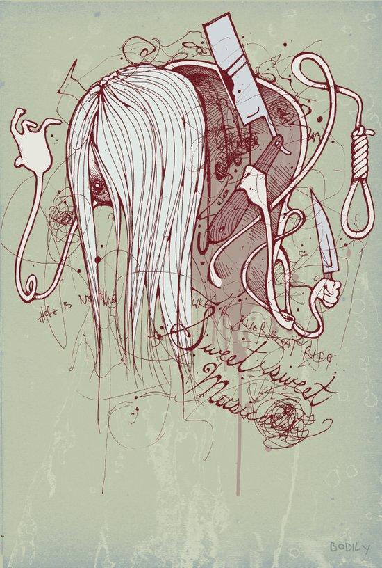River music Art Print