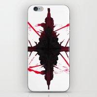 S P L A T T E R iPhone & iPod Skin