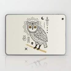 Hypno Owl Laptop & iPad Skin