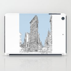 The Flat Iron iPad Case