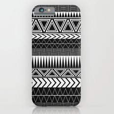 Tribal Monochrome. Slim Case iPhone 6s