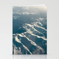 Topographics Stationery Cards