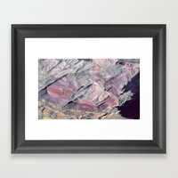 Mars Or Earth Framed Art Print