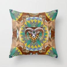▲ HANSKA ▲ Throw Pillow