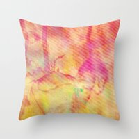 Abstract Photography 003 Throw Pillow