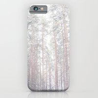 iPhone & iPod Case featuring It's Cold Outside by monography