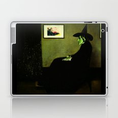 Wizzler's Mother  |  Wicked Witch Laptop & iPad Skin