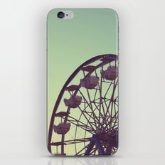 Let's go for a ride iPhone & iPod Skin