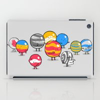 The Lost Marbles iPad Case