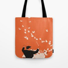 Managing Change Tote Bag