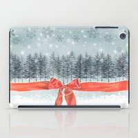 wintertrees iPad Case