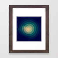 Epicenter Framed Art Print