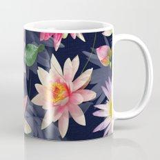 Lotus Flower Pattern #2 Mug
