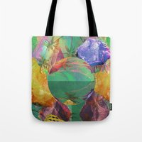 Mineral Galaxy Tote Bag