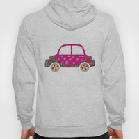 Colorful car Hoody