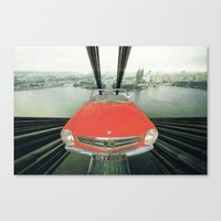 My Car Canvas Print