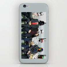 EVERYDAY COMMUTE iPhone & iPod Skin