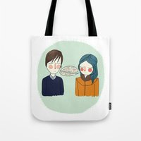 I Can't See Anything I D… Tote Bag