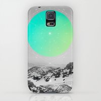 Galaxy S5 Cases featuring Middle Of Nowhere II by soaring anchor designs