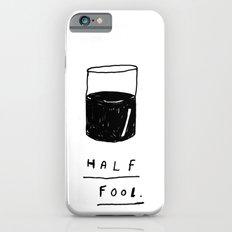 HALF FOOL iPhone 6 Slim Case