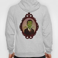 Prophets of Fiction - H.P. Lovecraft /Cthulhu Hoody