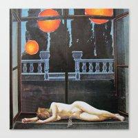 melancholia Canvas Print