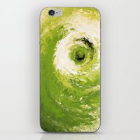 Abstract painting III iPhone & iPod Skin