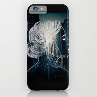 iPhone & iPod Case featuring The woman who never sleep by Laure.B